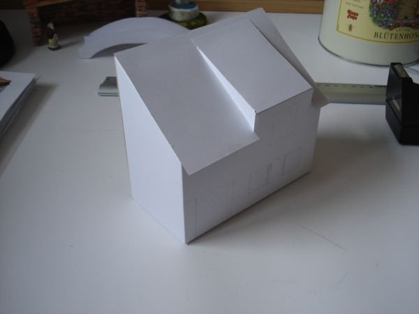 ma creche de noel maison et pont realisation de maquette au 1 87. Black Bedroom Furniture Sets. Home Design Ideas
