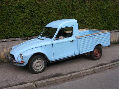 793 citroen acadiane pick up un amoureux de la voiture de collection. Black Bedroom Furniture Sets. Home Design Ideas